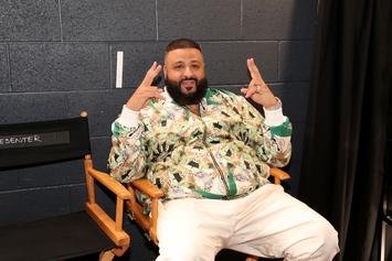 DJ Khaled Ambushed By Twerking Fan On Instagram Live
