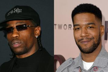 "Travis Scott Helps Kid Cudi Earn First #1 With ""The Scotts"""