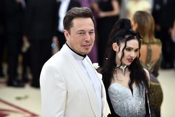 Elon Musk & Grimes Welcome Baby, Share Name & Gender