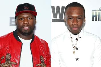 50 Cent Answers If He & Son Marquise Jackson Can Reconcile Relationship