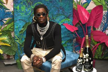 Young Thug Recorded Chris Brown Mixtape In One Day