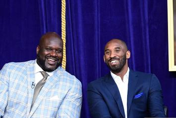 Shaq Shows Photo Of Him & Kobe As Old Men, Reveals He Lost Family To COVID-19