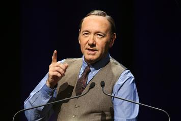 "Kevin Spacey Compares ""Struggles"" To Those Of People Affected By Pandemic"