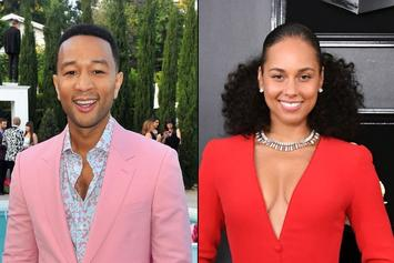"John Legend Imagines ""Verzuz"" Battle With Alicia Keys: ""I Think We Will"""