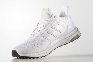 "Adidas UltraBoost 1.0 ""Triple-White"" Set To Restock: Details"