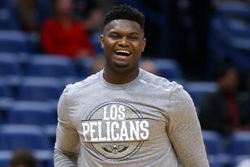 Zion Williamson's Former Agent Alleges He Took Gifts To Attend Duke