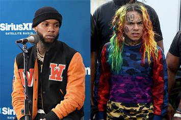 Tory Lanez Reacts To 6ix9ine Beating His IG Live Record