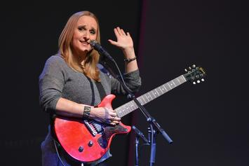 Melissa Etheridge Mourns Son Beckett Who Died Of Opioid Overdose