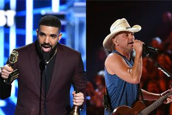 Drake Fans Pissed After Kenny Chesney Postpones Tour