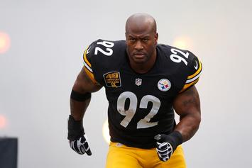 James Harrison Responds To Criticism Over Mike Tomlin Fine Story