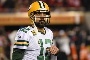 Aaron Rodgers Has Heartbreaking Take On Packers Draft Pick
