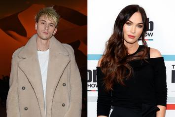 Machine Gun Kelly & Megan Fox Spark Dating Rumours After Public Outing