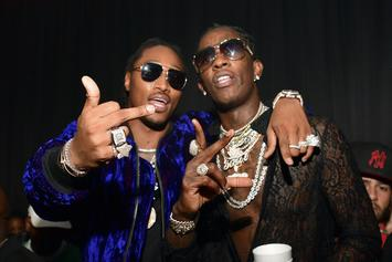 """Future On Working With Young Thug & Travis Scott For """"High Off Life"""""""