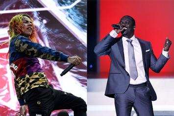 6ix9ine Challenges Akon To A Hit Battle On IG Live, Akon Accepts