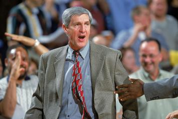 Legendary Jazz Head Coach Jerry Sloan Passes Away At 78