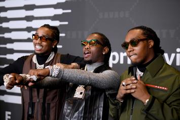 """Migos Chats Next Album On """"Young Money Radio,"""" Quavo Inspired By Lil Wayne"""