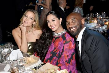 Vanessa Bryant Offers Sneak Peek At Kobe's Posthumous Book