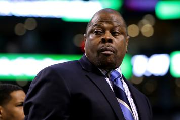 Patrick Ewing Gets Positive Health Update After COVID-19 Scare