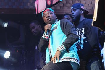 Troy Ave & Mysonne Trade Shots Over Snitching