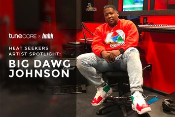 "HNHH & TuneCore Present ""Heat Seekers"" Artist Spotlight: Big Dawg Johnson"