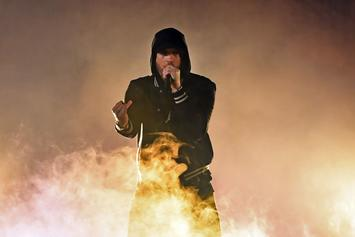Eminem Reveals His Favorite Song & His Most Underrated Rapper