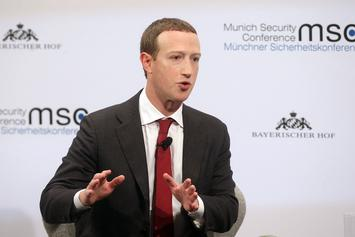 Mark Zuckerberg Explains Why Facebook Isn't Taking Down Trump's Violent Post
