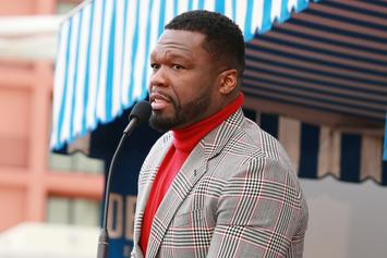 50 Cent Reacts To NYPD Car Running Into Protesters
