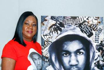 """Trayvon Martin's Mother Shares Post About George Floyd: """"It Hit Differently"""""""