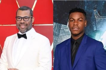 "Jordan Peele Won't Let John Boyega Be Blackballed: ""We Got You"""