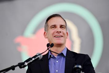 L.A. Mayor To Reinvest $100-150 Million From LAPD Budget Into Black Communities