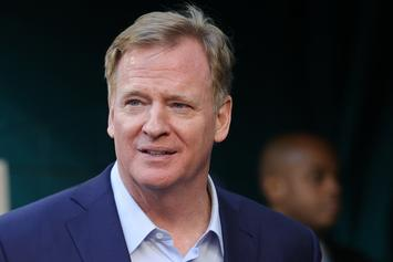 Roger Goodell Indirectly Admits NFL Messed Up With Colin Kaepernick