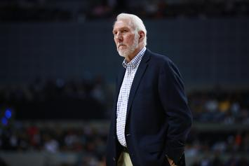 Gregg Popovich On Confronting Racism & Police Brutality