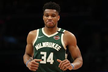 Giannis Antetokounmpo Joins Protests And Delivers Inspiring Words