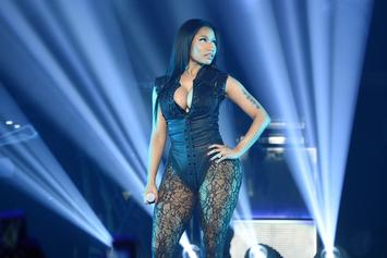 Nicki Minaj Riles Fans Up With The Hints Of A Comeback