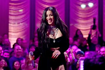 Cardi B Embraces Her Real Hair