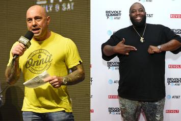 Joe Rogan Debates Between The Rock & Killer Mike For President