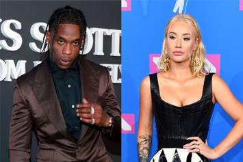 Travis Scott Likes Iggy Azalea's Sexy New Pictures