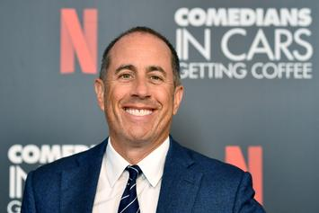 "Jerry Seinfeld Addresses Scientology Rumors: ""I Did Do A Course"""