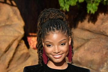"""Halle Bailey Recalls Dealing With Racism Following """"The Little Mermaid"""" Casting"""