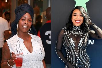 Khia Goes After B. Simone Following Trina Feud