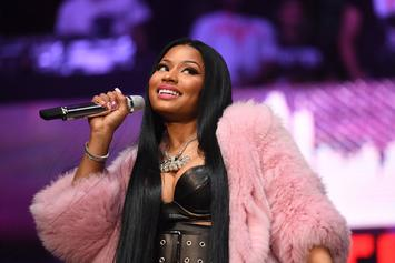 Did Nicki Minaj's DJ Just Confirm She's Pregnant?