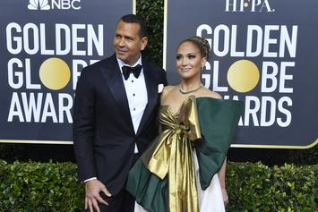 Jennifer Lopez & Alex Rodriguez Surprises Her Son With New Puppy
