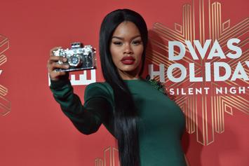 "Teyana Taylor Unveils ""The Album"" Tracklist: Rick Ross, Big Sean, Lauryn Hill, Kehlani"