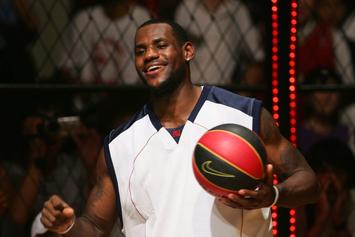 LeBron James Rare Trading Card Expected To Snag $1 Million