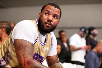 The Game Shares That He's Gifted Young Buck With $1,000