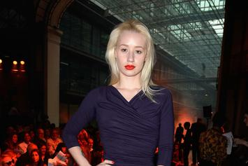 Iggy Azalea Returns To Thirst Trapping Her Thickness