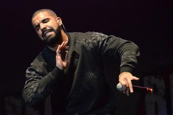 "Drake's ""Album Mode"" Continues With Bass-Heavy Banger"