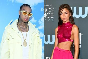 Tyga Shoots His Shot At Zendaya, Giving Kodak Black Some Competition