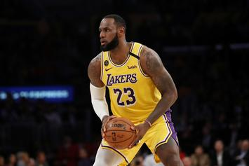 LeBron James Calls Out Kentucky For Blatant Voter Suppression