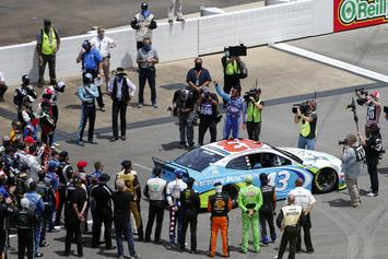NASCAR Drivers Give Bubba Wallace Powerful Tribute After Hate Crime